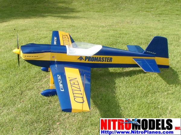 Cap 232 50  RC Plane