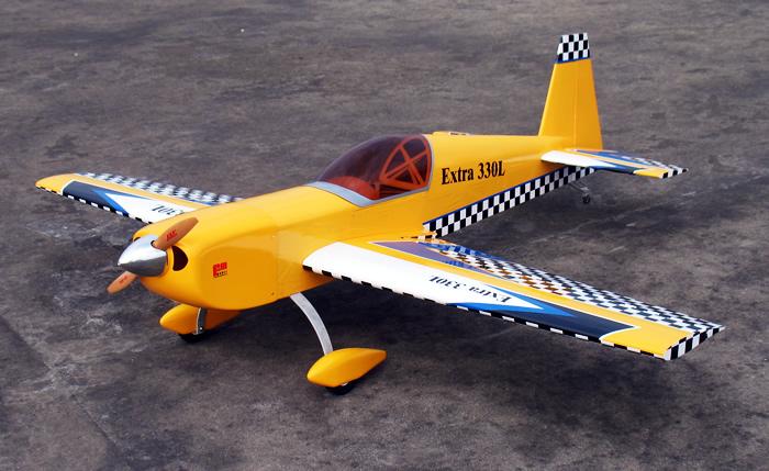 Extra 330L 50CC Nitro Gas Plane