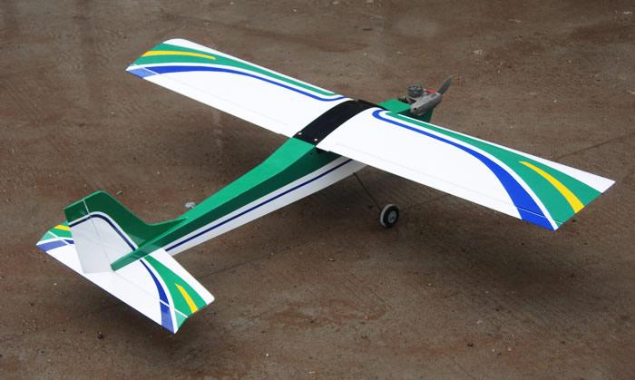 Trainer RC Plane