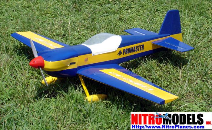 CAP 232 ARF Plane