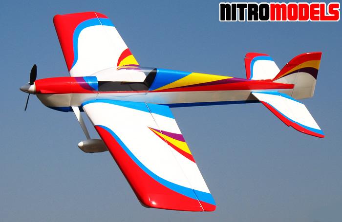 E-3D R/C Electric Plane