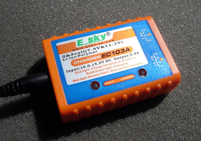 ESKY LAMA 3 E-Flite Charger