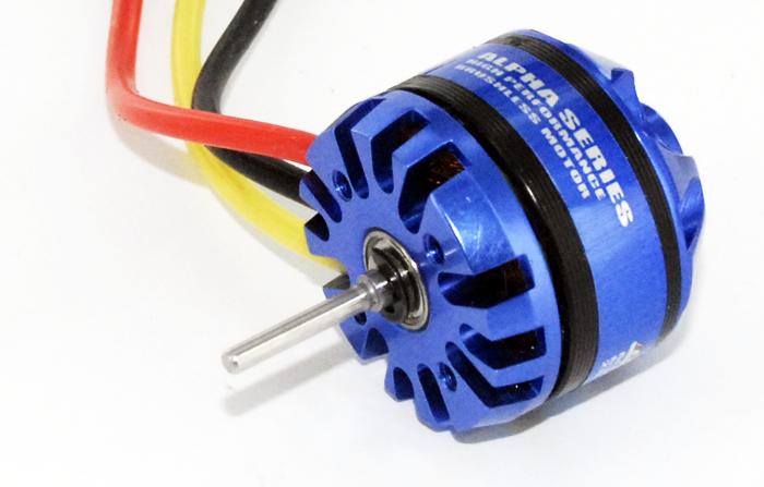 Alpha  Power Brushless Motor