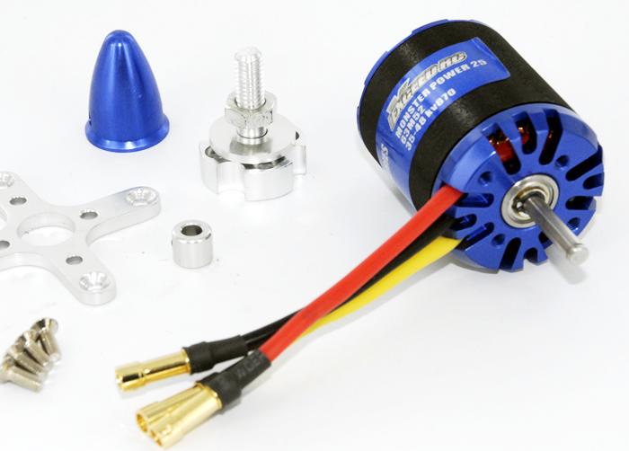 Monster Power Brushless Motor