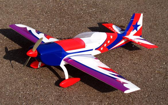 Extra 330L Aerobatic RC Plane