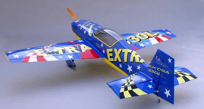 Extra 330L ARF Models