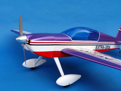 Extra 90 ARF Nitro Gas Radio Remote Controlled Plane
