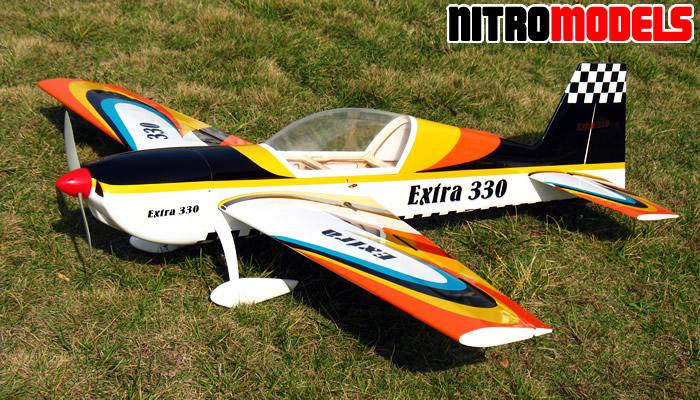 Extra 330L RC Gas Plane