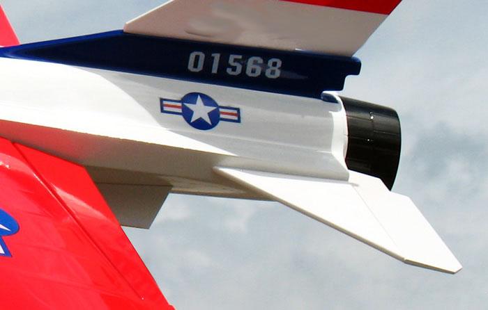F-16 RC Jet