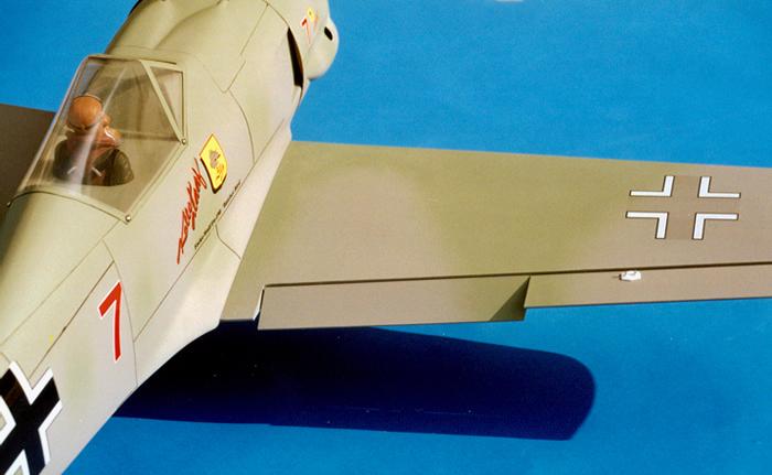 Focke Wulf ARF RC PLane