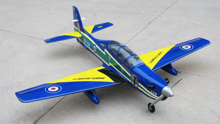 Embraer emb312F RC Plane