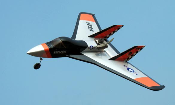 Kangaroo Pusher Jet