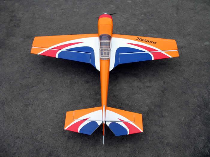 Katana 120 RC Plane