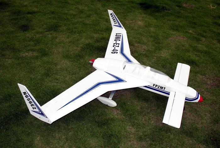 Long EZ ARF Plane