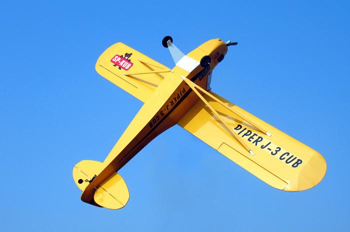 J3 Piper Cub RC Plane