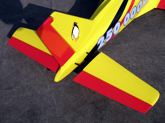 Marchetti SF-260 RC Plane
