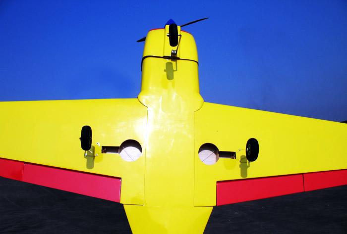 Marchetti SF-260  RC Airplane