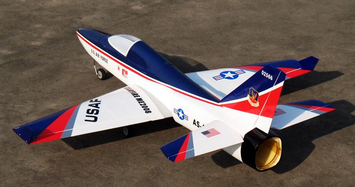 Starfire EDF RC Plane