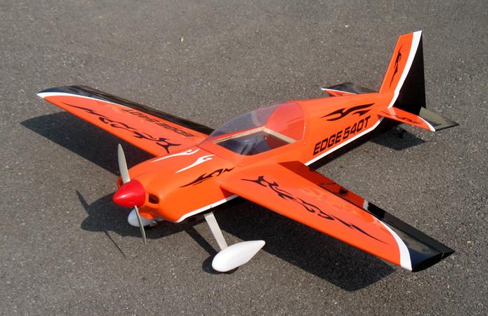 Edge 540T Nitro Acrobatic Plane