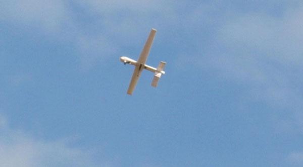 UAV RQ1 Predator ARF Foam Plane