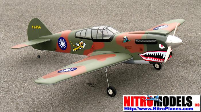 P-40 ARF