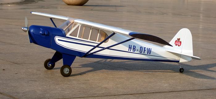 Piper Cub J3 40