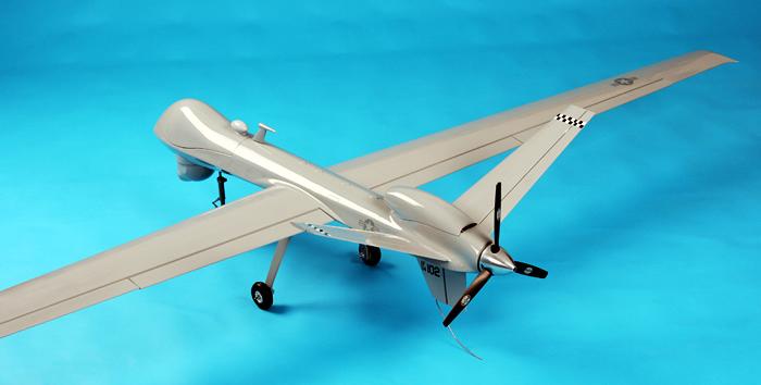 PROJET MQ9 Reaper UAV Predator RC Drone