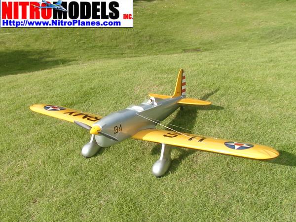 PT-20  RC Plane