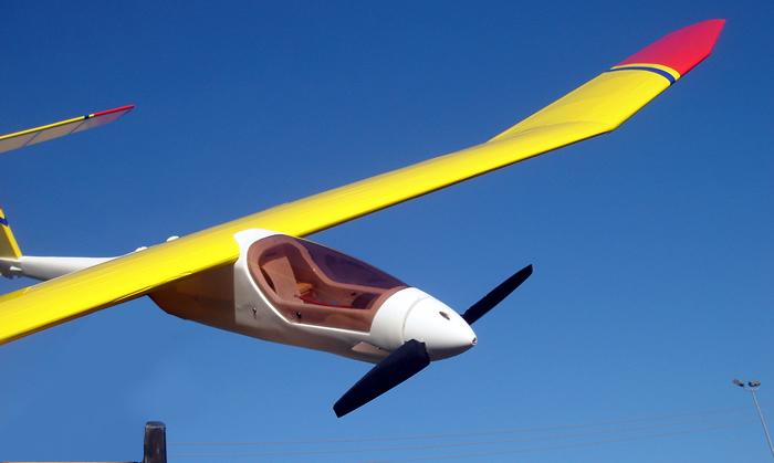 Rock 2000 RC Sail Plane