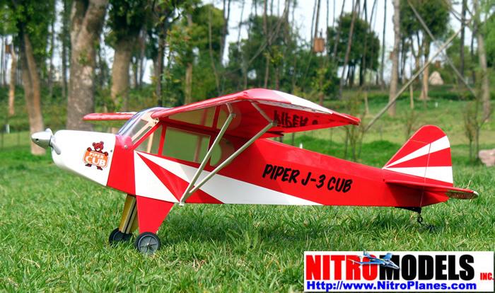 J3 RC Plane