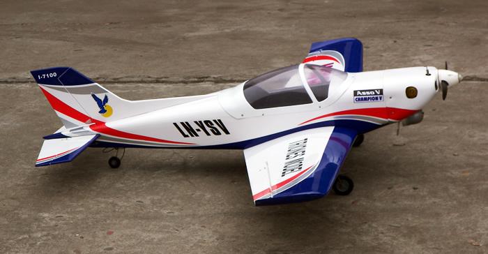 Asso Champion RC Plane
