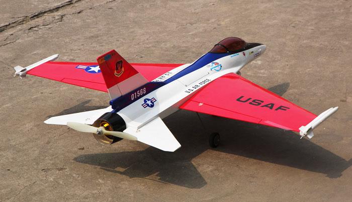 F16C RC Plane