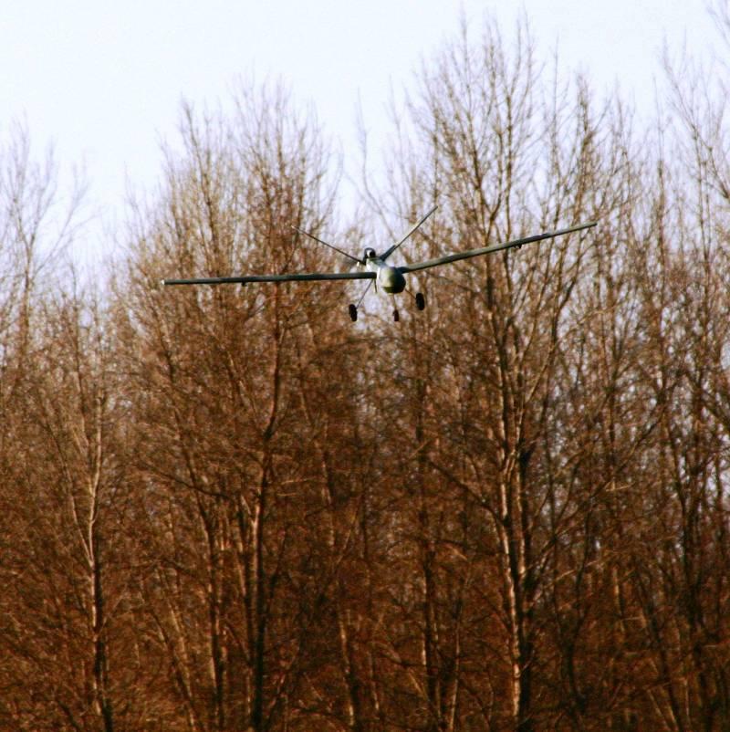 UAV SPY PLANE