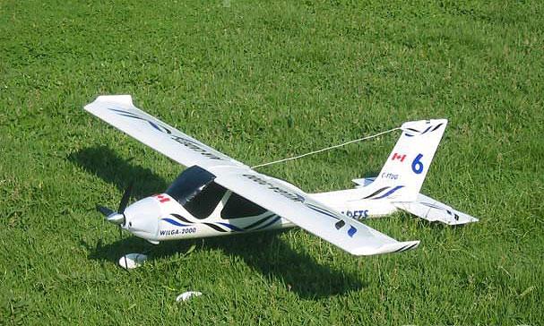 ARF Float Plane Wilga 2000
