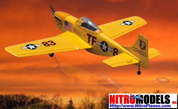 P-51 Mustang ARF 46