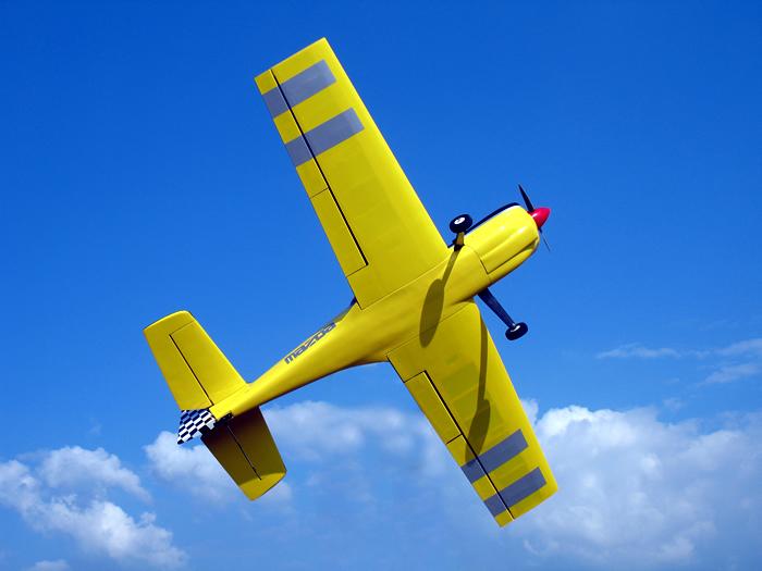 Z50 Model RC Plane